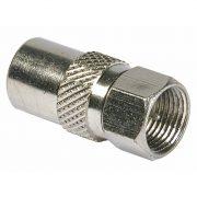 Cable Connectors - PHILEX F Plug To Coax Plug
