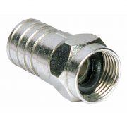 Cable Connectors - PHILEX Weatherproof F Plug Crimp Type