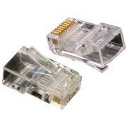 Connectors & Adaptors - PHILEX RJ45 Connectors For Solid cable