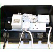 Weatherproof - DRiBOX® IP55 Weatherproof Box, Medium, Black