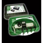 Weatherproof - DRiBOX® IP55 Weatherproof Box, Medium, Green