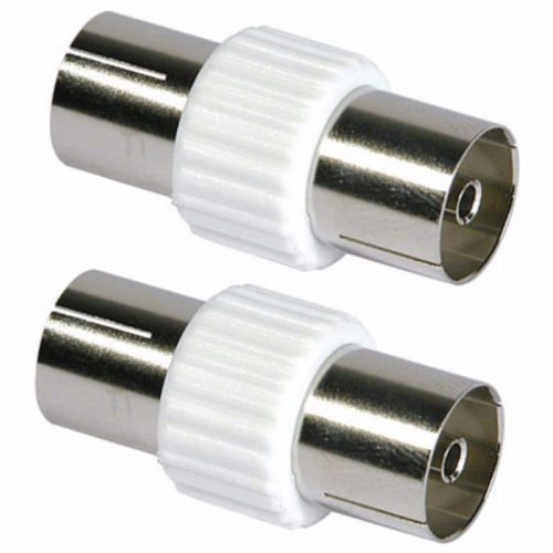 PHILEX Coax Coupler - 2 Pack
