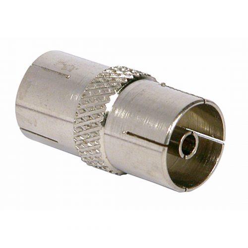 PHILEX Coax Coupler - Nickel