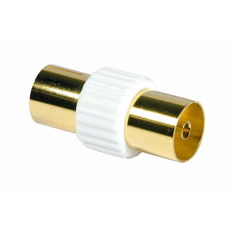 PHILEX Coax Coupler - Gold plated