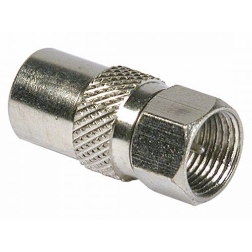 PHILEX F Plug To Coax Plug