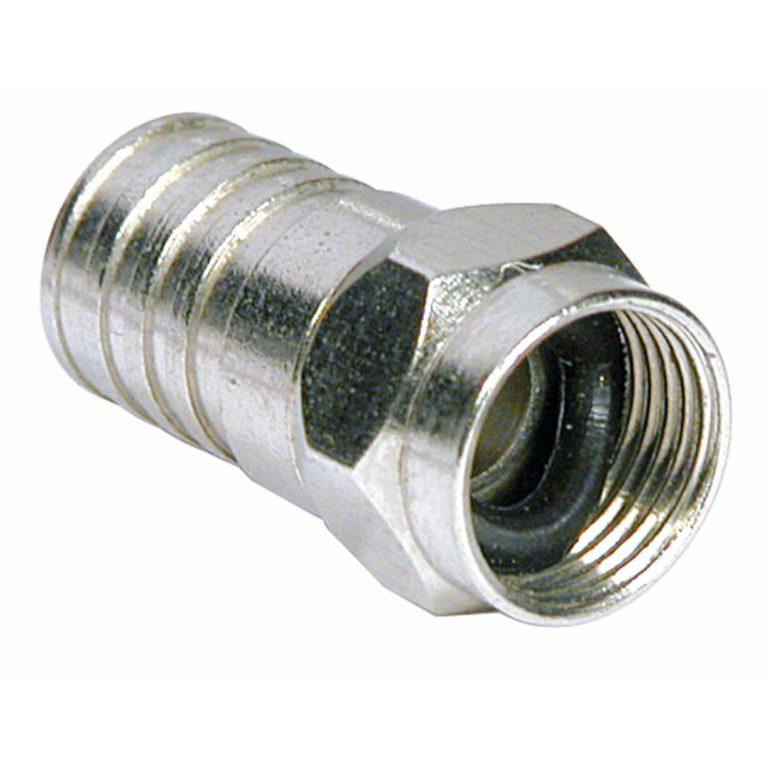 PHILEX Weatherproof F Plug Crimp Type