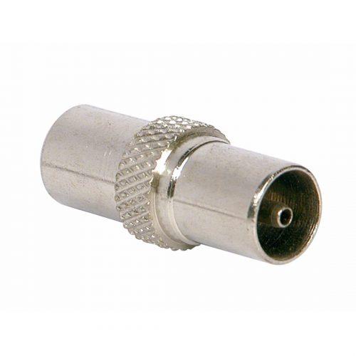 PHILEX Quick fit metal coax plug