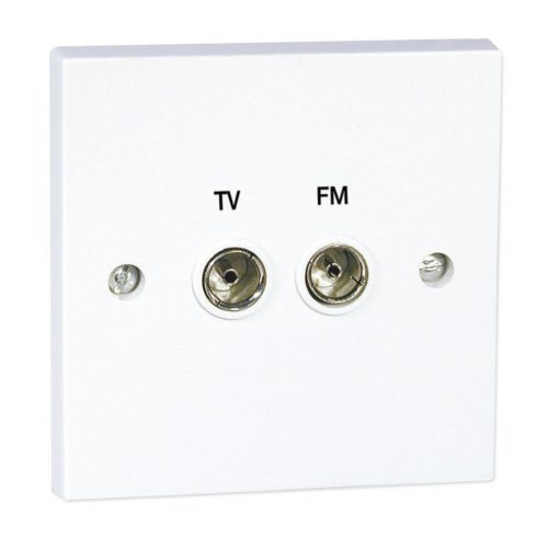 PHILEX Diplexed Outlet TV & FM