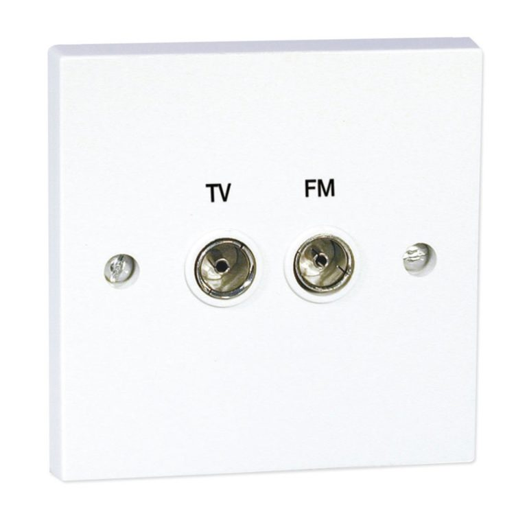 PHILEX Diplexed Outlet TV & FM