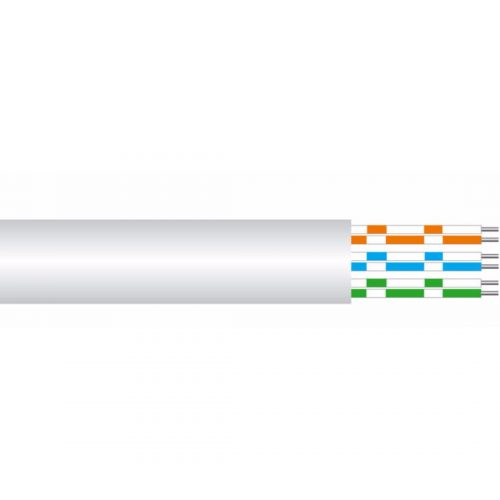 PHILEX White 3 pair CW1308 phone cable
