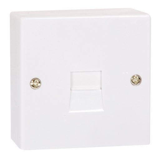 Philex Surface Extension Socket - IDC Terminals (2/3A)