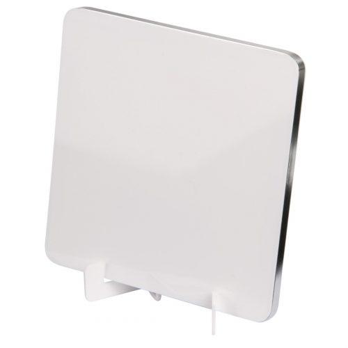 SLx Flat Amplified Indoor Aerial - White