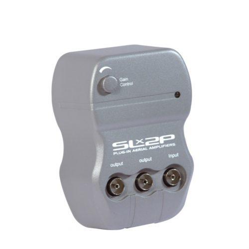 SLx 2 Way Plug-in Aerial Amplifier - 4G Compatible