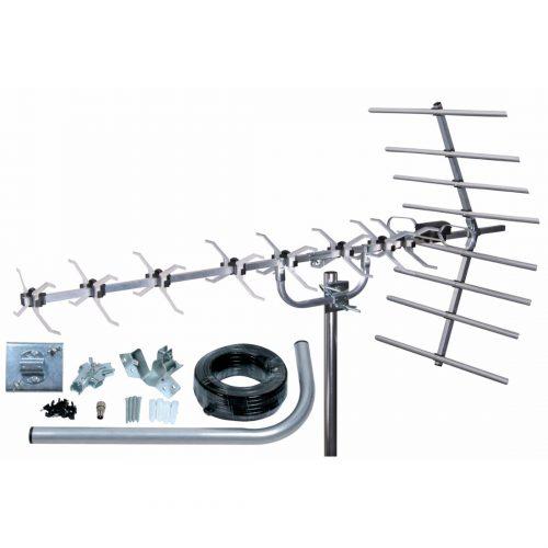 SLx 4G 48 Element Digital TV Aerial Kit