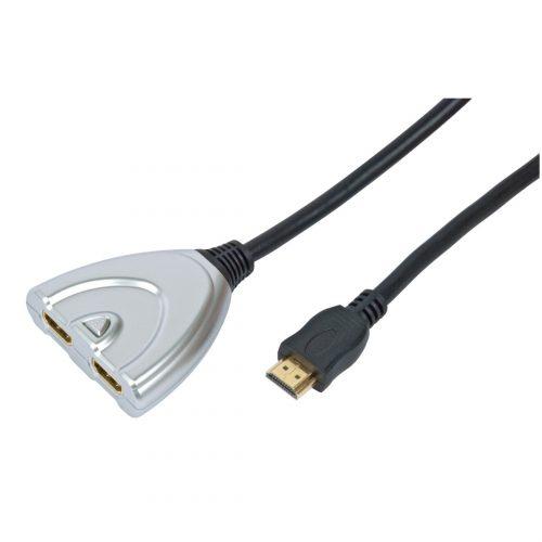 TriStar 2 way Auto HDMI Selector