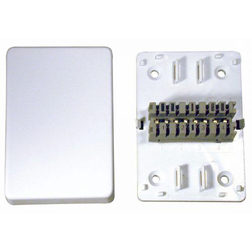 Philex 8-way Junction Box - IDC Terminals