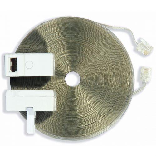 Philex 25m Telephone Extension Kit