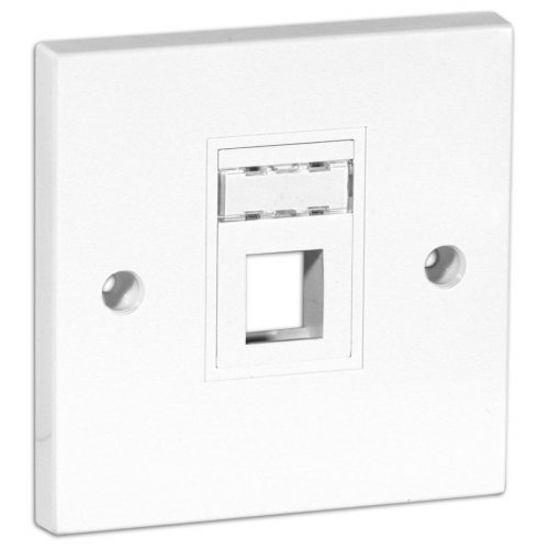 PHILEX Single Keystone Faceplate