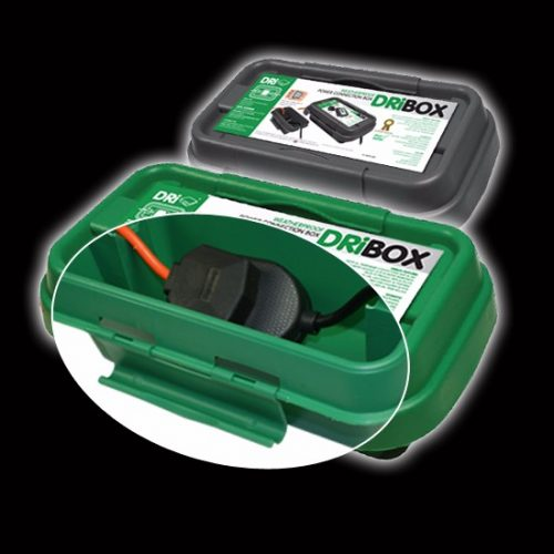 DRiBOX® IP55 Weatherproof Box, Small, Green