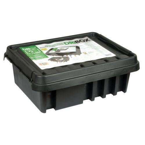 DRiBOX® IP55 Weatherproof Box, Large, Black