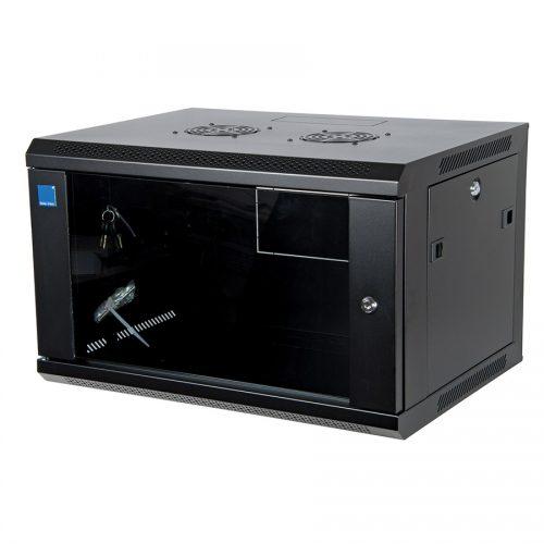 """Philex 19"""" 6U Wall Cabinet 600mm x 450mm"""