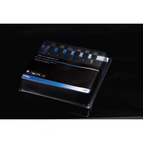 TriStar 1.8m USB2.0 Cabling Kit