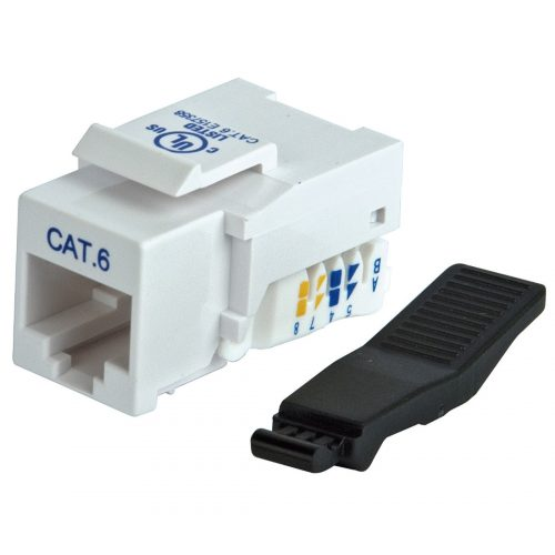 Philex RJ45 CAT6 Toolless Keystone Jack