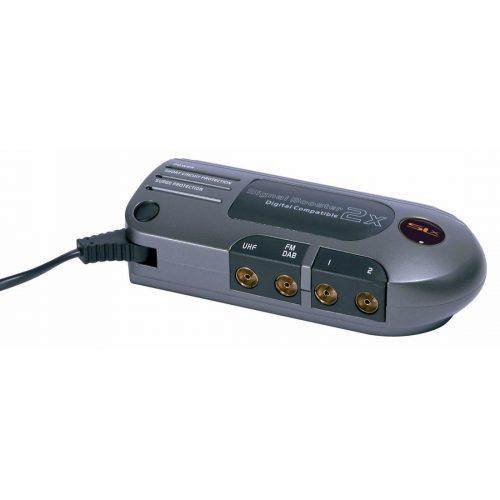 SLx Gold Twin Output Distribution Amplifier - 4G Compatible