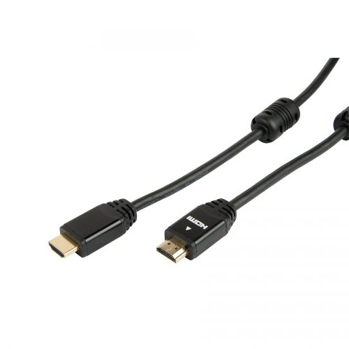 High Speed HDMI with Ethernet connection