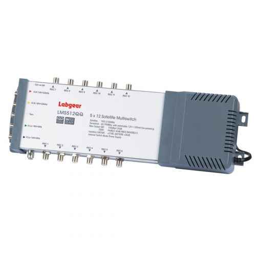 12-way Enhanced multiswitch