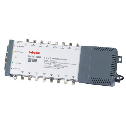 Multiswitches - 16-way Enhanced multiswitch
