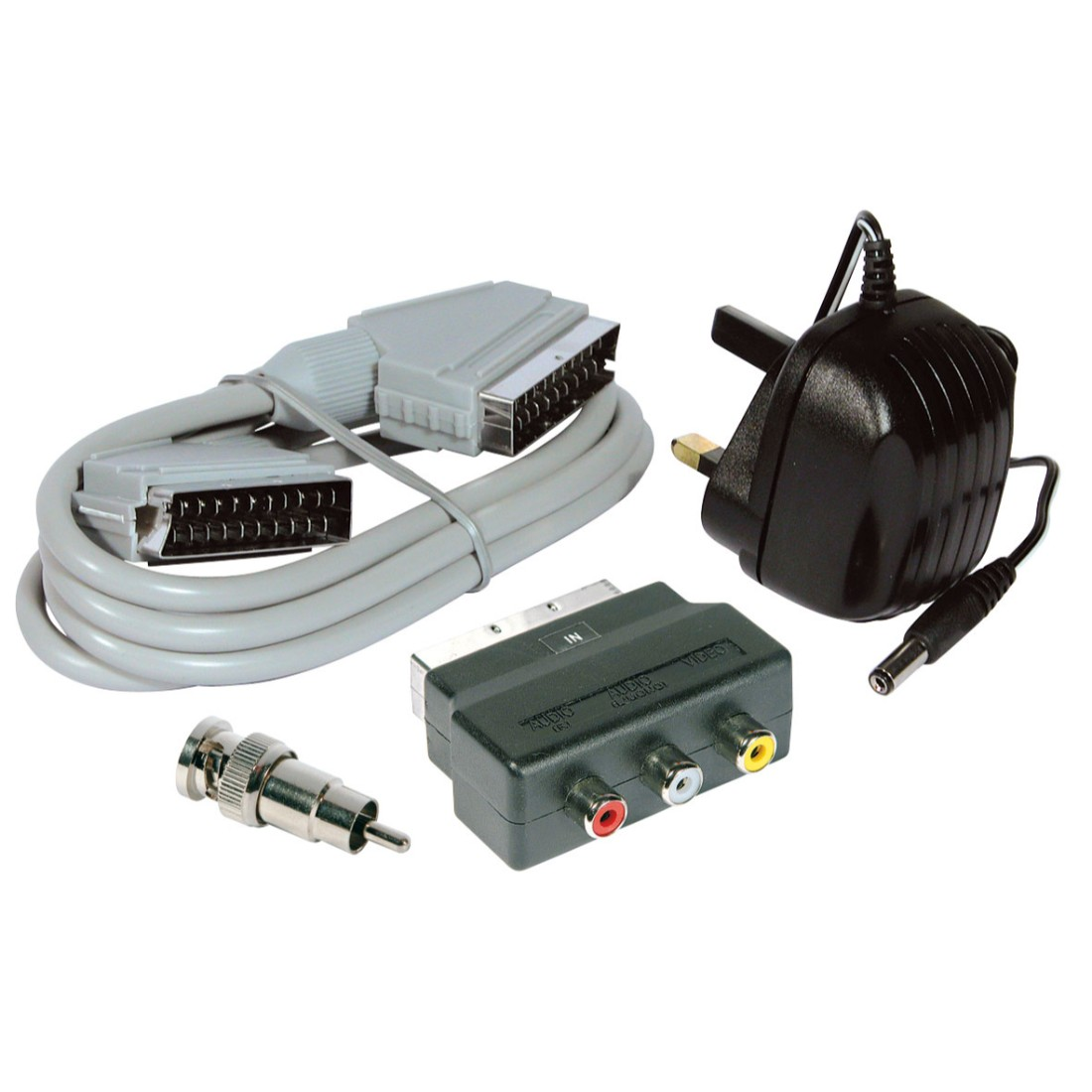 UHF Mini RF Modulator PAL 1 BG 2
