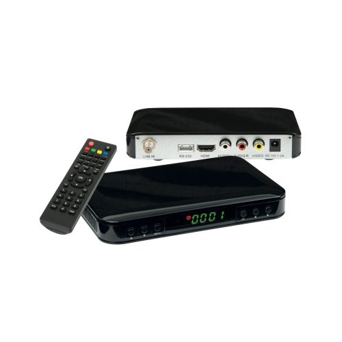 HD Free-to-Air Satellite Receiver