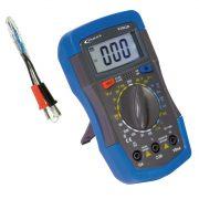 Multimeters - Philex CAT III 10A/600V Digital Multimeter w/temperature probe